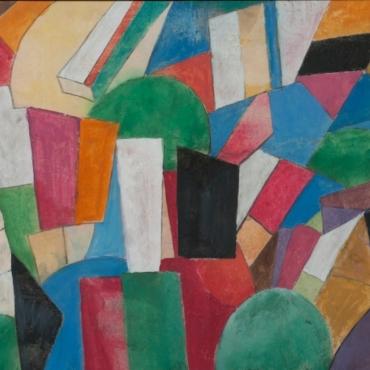 Революционное искусство и русский авангард