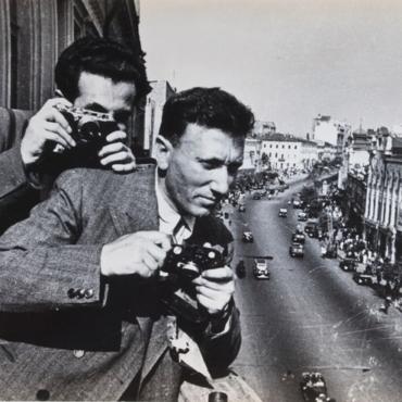 Советский фотоавангард в британской галерее