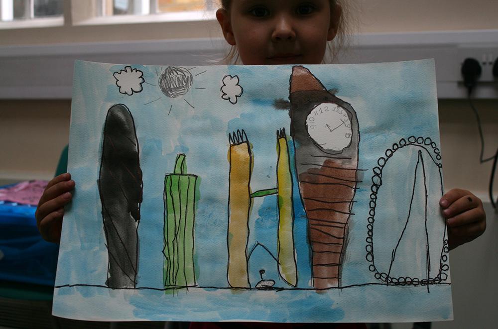 Диана, 4 года
