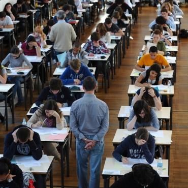 Школьные экзамены от A до E