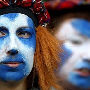Шотландская незалежность. Блог Джерри Миллера
