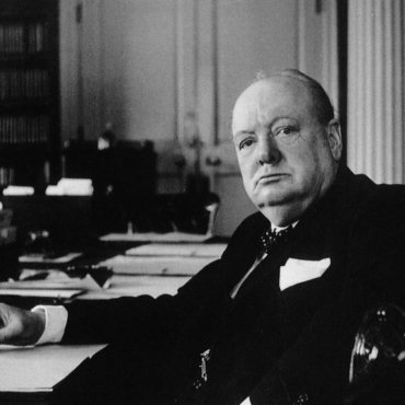 Черчилль у себя дома. Блог Джерри Миллера