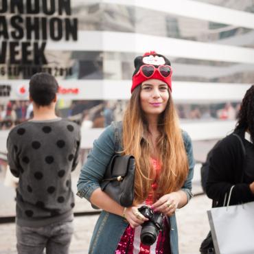 Street Style в Лондоне