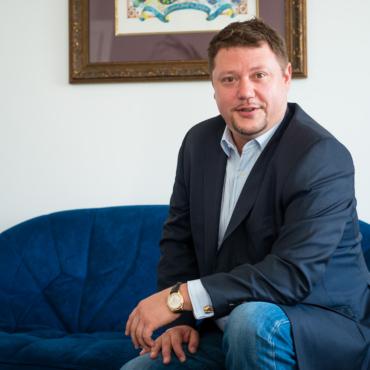 Тимофей Мусатов: из боксерского ринга в бальный зал