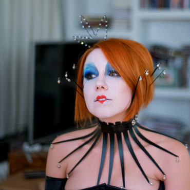 Mind the Beauty. Halloween make-up