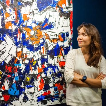 Шолпан Шарбакова: «Я начала видеть музыку в цвете»