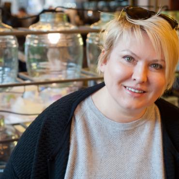 Оксана Немчук: «Лондон — одна из театральных столиц мира, и за достойные площадки идет борьба»