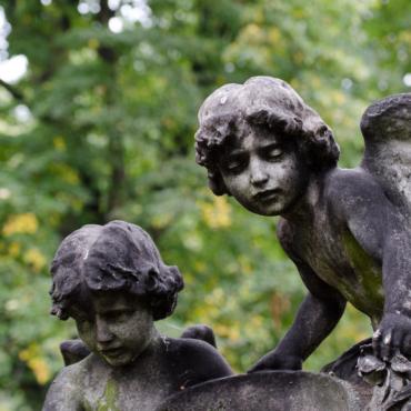 Прогулка по лондонским кладбищам — 2. Блог Джерри Миллера