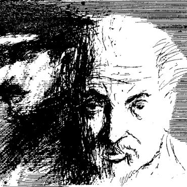 Ихтиолог языкознания Николай Марр