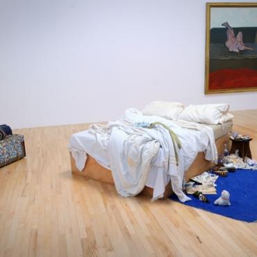 «Кровать» в Tate Britain