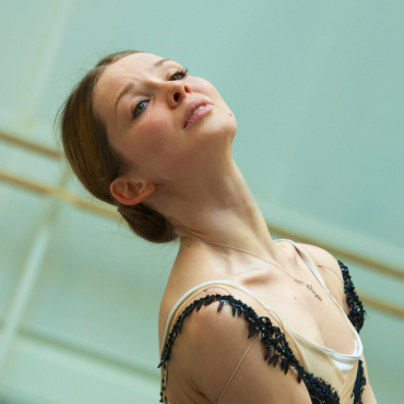 Евгения Образцова. «Балеринский характер»