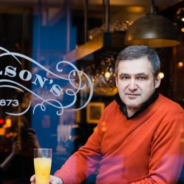 Андрей Харченко: от рокера к джентльмену