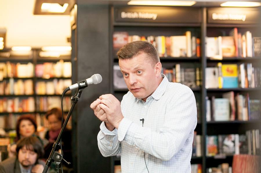 Леонид Парфенов в Лондоне