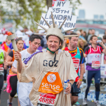 Лондонский марафон 2015