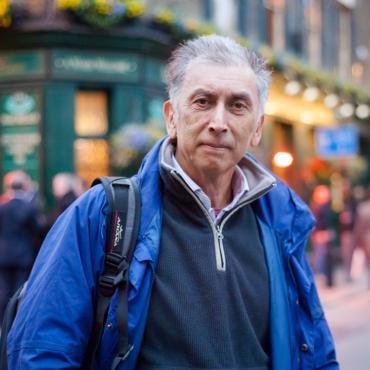 200 британских национальностей. Интервью с фотографом агентства Magnum