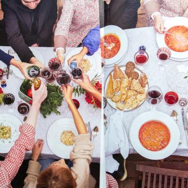 В еде, как и в моде, важны пропорции и текстура