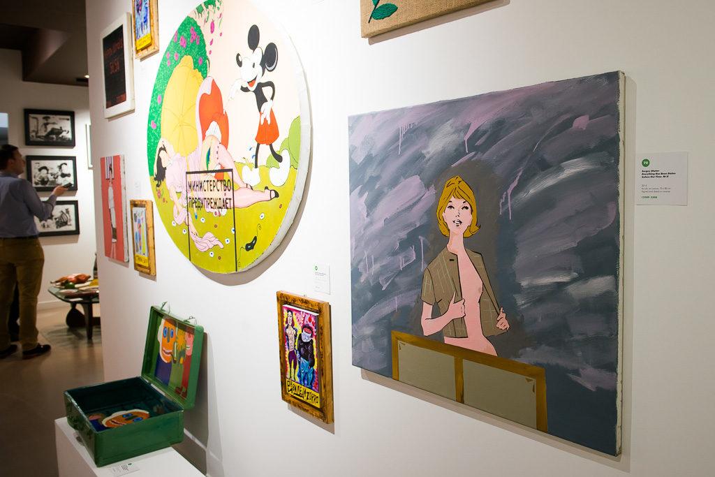 Экспонаты коллекции Cartoonlike