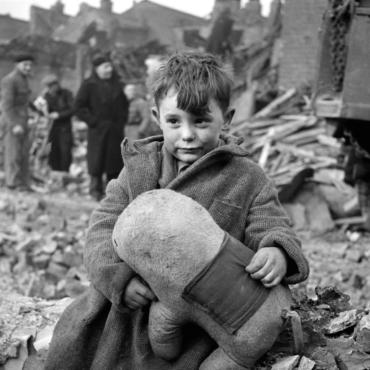 Британия во время WWII. Фотоподборка