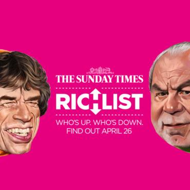Самые богатые жители Британии. Блог Джерри Миллера