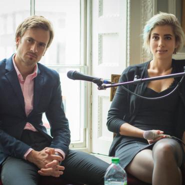 Надежда Толоконникова и Пётр Верзилов: Россия как источник вдохновения