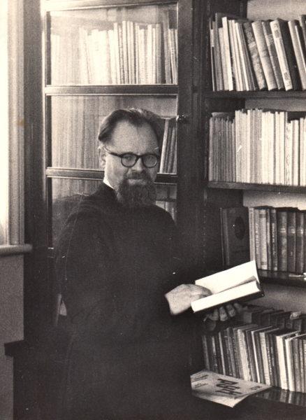 Чеслав Сепович - фотография из коллекции Белорусской библиотеки и музея