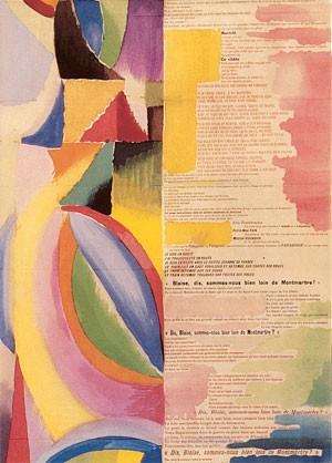 Blaise Cendrars - Sonia Delaunay - 2