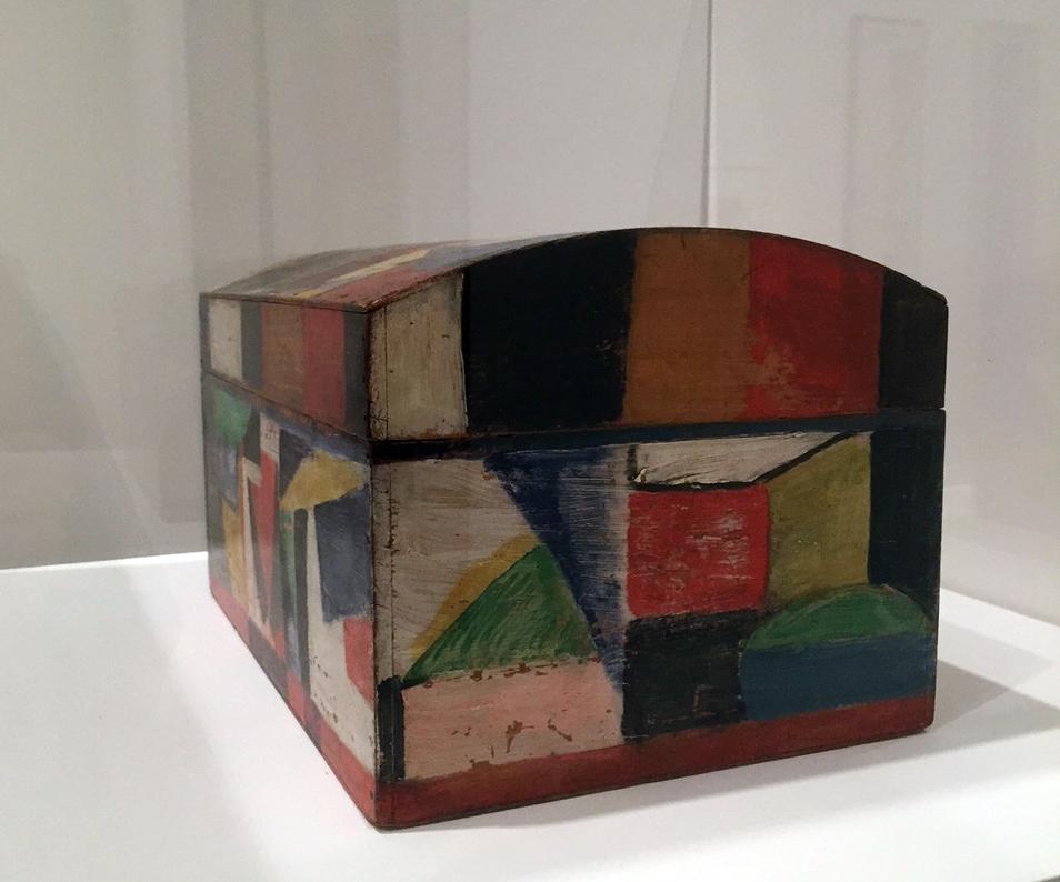 box - Delaunay