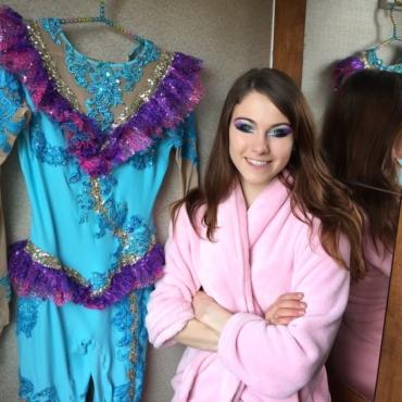 Принцесса цирка Екатерина Дроздова