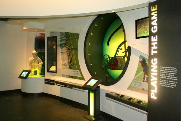 Одна из комнат экспозиции