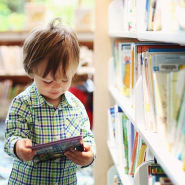 Читаем с детьми. Участвуем в конкурсе