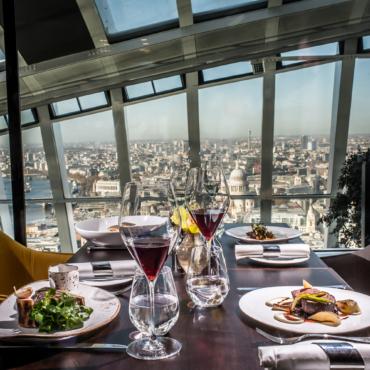 Лондон, вид сверху. Блог Джерри Миллера