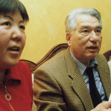 Рахима Абдувалиева: Чингиз Айтматов называл меня 'кызым' («дочка»)
