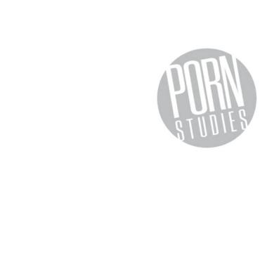 Новые горизонты наук: Порнографические исследования