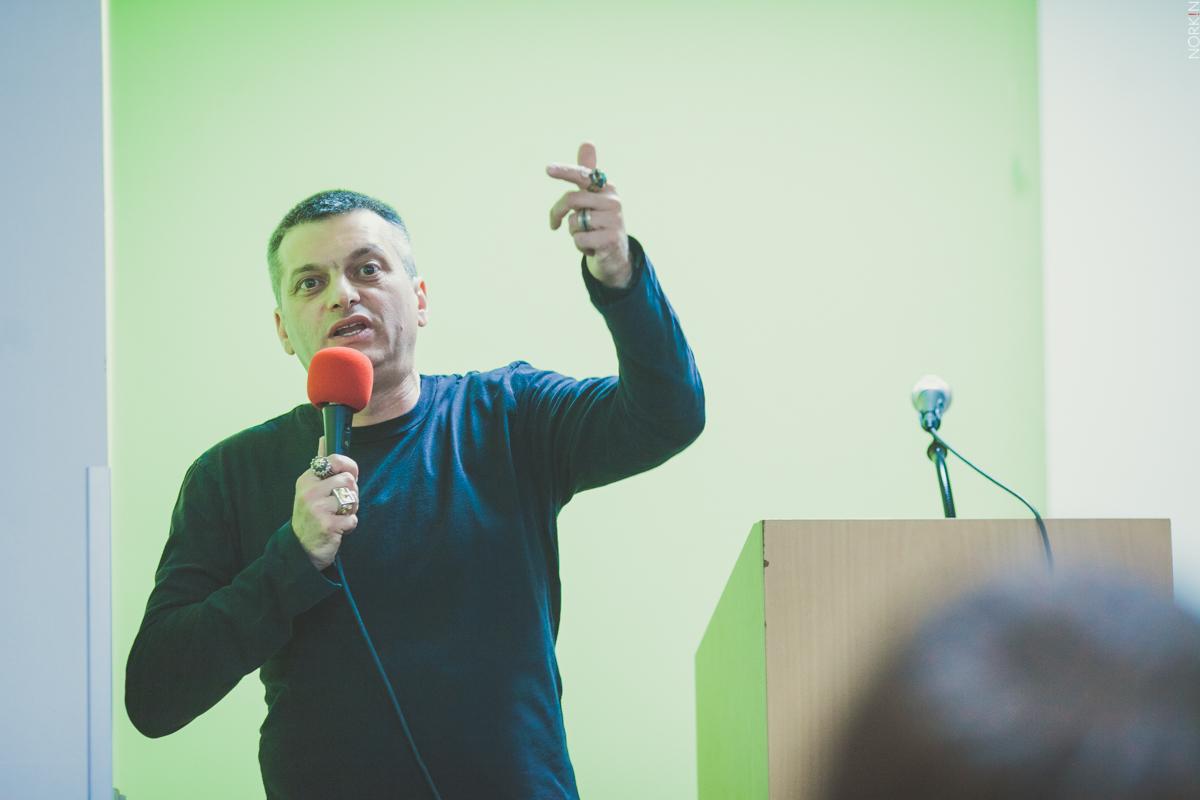Андрей Амлинский: «Политкорректность меняет рекламу, но не меняет нравы»