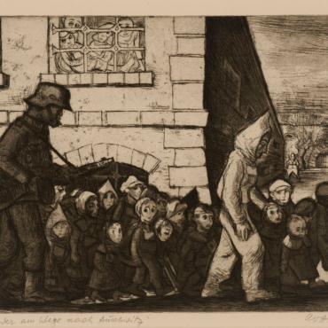 OUT OF CHAOS. Выставка к столетию музея «Ben Uri»