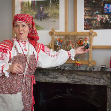 Праздник русских народных традиций в Pushkin House