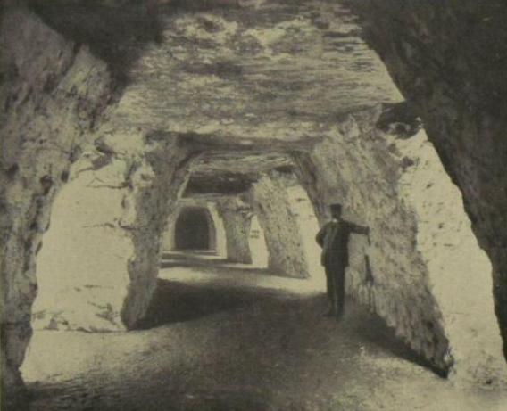 Chislehurst Caves 1