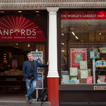 Джерри Миллер: В Лондоне не может быть монополии на представление города
