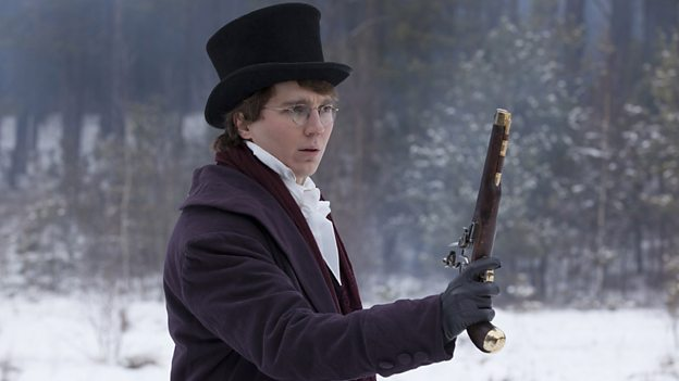 James Norton as Pierre Bezukhov