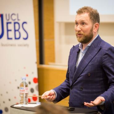 Russian Business Conference 2015: День первый