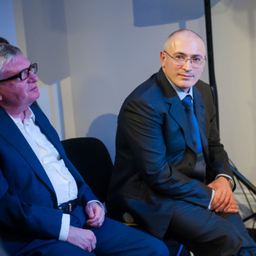 Khodorkovsky's 'Open Russia' in London