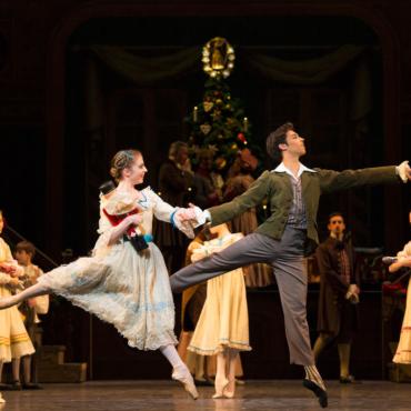 Балет «Щелкунчик» в Royal Opera House