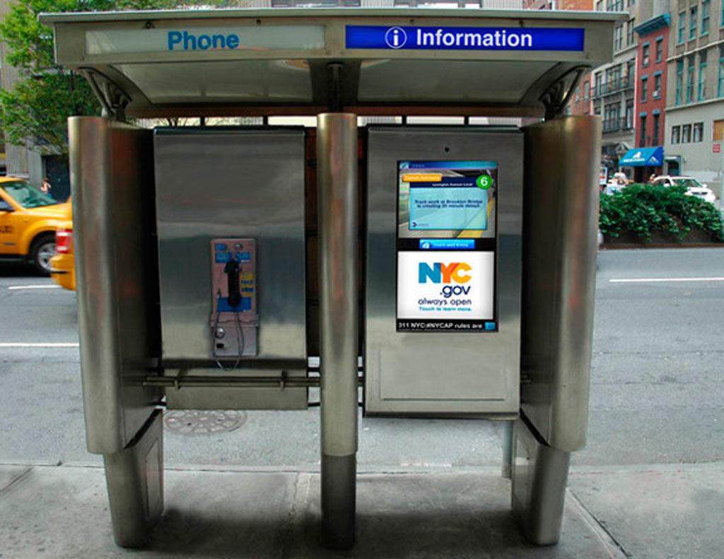 Payphone-NYC