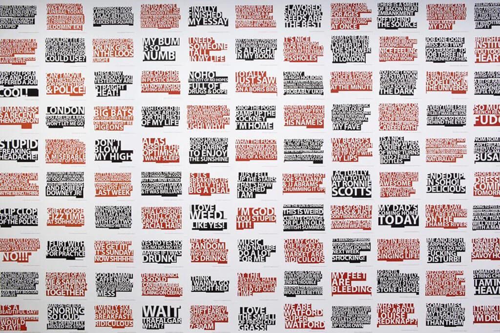 London Wall © Thomson & Craghead