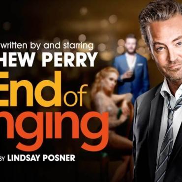 Мэттью Перри везет свою пьесу на West End