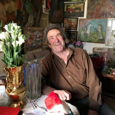 Игорь Губерман: «Я точно знаю, что я трагик»