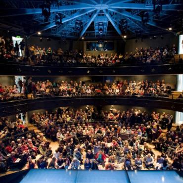 Театры лондонских окраин. Что смотреть