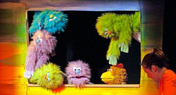 Театр Chickenshed