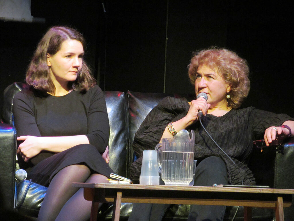 Ольга Андреевских и Ирина Браун