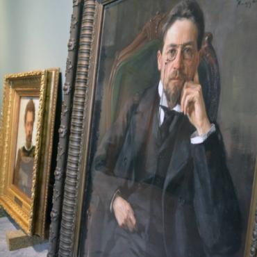 Время Толстого и Достоевского в Лондонской портретной галерее